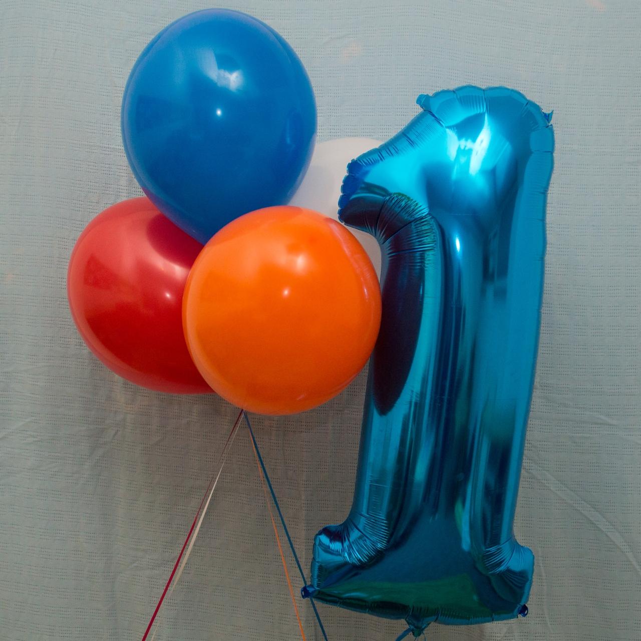 Michael's FIRST Birthday